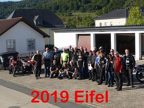 2019 MItgliedertreffen Eifel